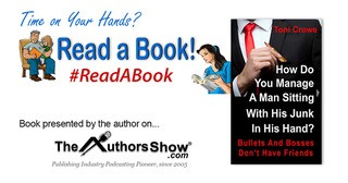 The Author Show is a radio show that interviews authors